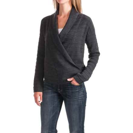 Royal Robbins Sabrina Sweater (For Women) in Charcoal - Closeouts