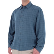 Royal Robbins San Juan Shirt - UPF 25+, Long Sleeve (For Men) in Dark Blue Moon - Closeouts