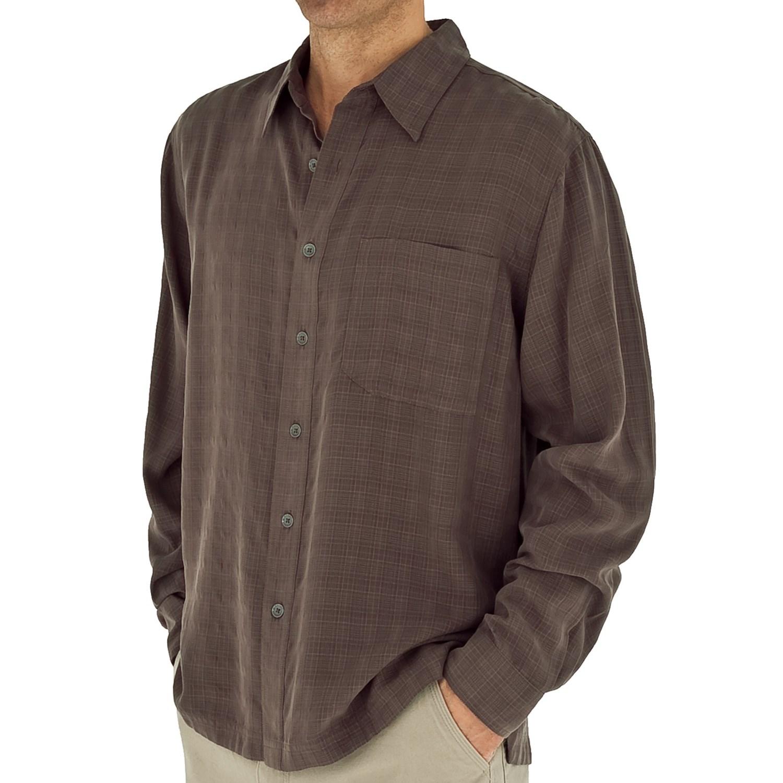 Royal robbins san juan shirt upf 25 long sleeve for for Men s upf long sleeve shirt