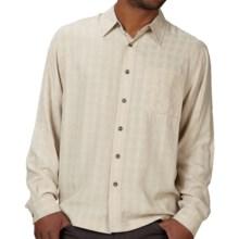 Royal Robbins San Juan Shirt - UPF 25+, Long Sleeve (For Men) in Sand - Closeouts