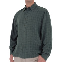 Royal Robbins San Juan Shirt - UPF 25+, Long Sleeve (For Men) in Loden