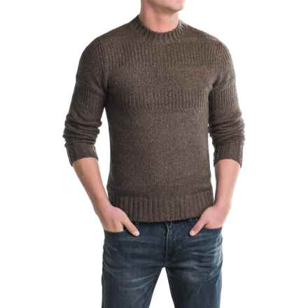 Royal Robbins Scotia Ribbed Crew Neck Sweater (For Men) in Timber - Closeouts