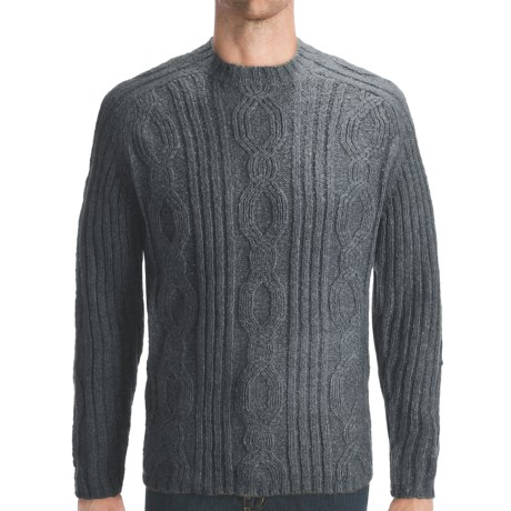 Royal Robbins Scotia Sweater - Long Sleeve (For Men) in Slate
