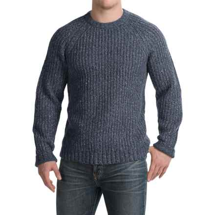 Royal Robbins Sequoia Crew Neck Sweater (For Men) in Navy - Closeouts