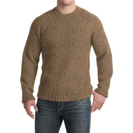 Royal Robbins Sequoia Sweater - Crew Neck (For Men) in Cocoa - Closeouts