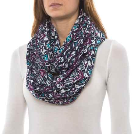 "Royal Robbins Sevilla Scarf - 34x16"" (For Women) in Plum Wine - Closeouts"