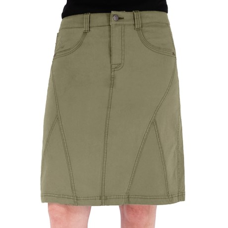 Royal Robbins Sidney Sundance Skirt - UPF 50+ (For Women) in Aloe