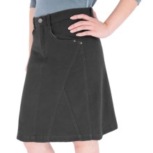 Royal Robbins Sidney Sundance Skirt - UPF 50+ (For Women) in Charcoal - Closeouts