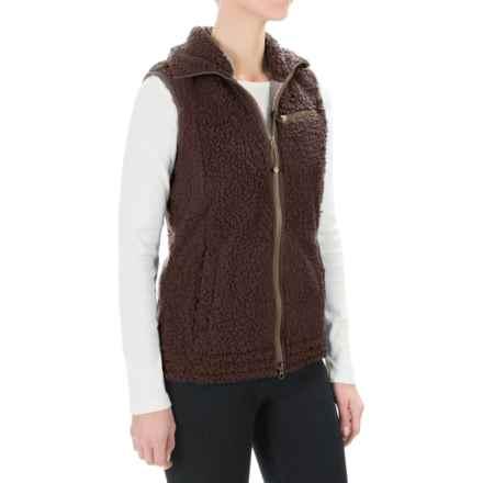 Royal Robbins Snow Wonder Fleece Vest (For Women) in Mole - Closeouts