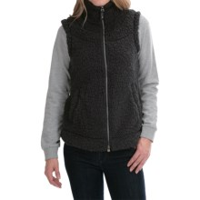 Royal Robbins Snow Wonder Vest - UPF 50+ (For Women) in Charcoal - Closeouts