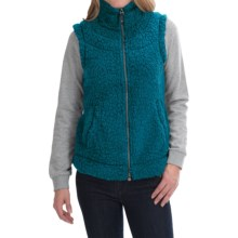 Royal Robbins Snow Wonder Vest - UPF 50+ (For Women) in Peacock - Closeouts
