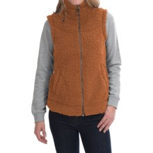 Royal Robbins Snow Wonder Vest - UPF 50+ (For Women) in Pumpkin Spice - Closeouts