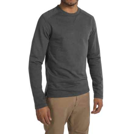 Royal Robbins Sonora Sport Shirt - Long Sleeve (For Men) in Charcoal - Closeouts