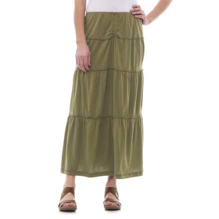Royal Robbins Sookie Convertible Skirt/Halter Dress - Organic Cotton (For Women) in Eucalyptus - Closeouts