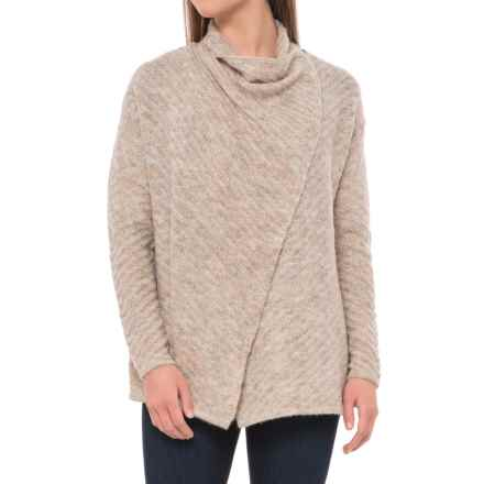 Royal Robbins Sophia Convertible Cardigan Sweater (For Women) in Oatmeal - Closeouts