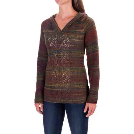 Royal Robbins Sophia Hooded Sweater (For Women) in Spruce - Closeouts
