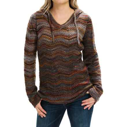 Royal Robbins Sophia Hoodie Sweater (For Women) in Timber - Closeouts