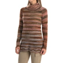 Royal Robbins Sophia Sweater - Cowl Neck (For Women) in Bordeaux - Closeouts