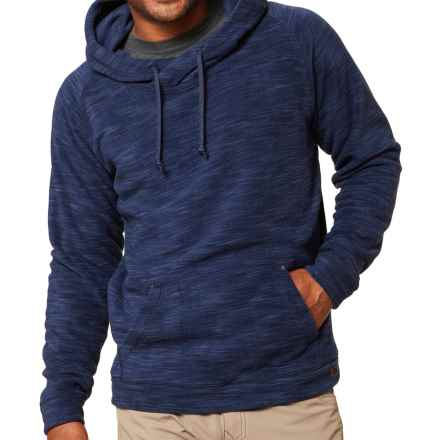Royal Robbins Space Dyed Fleece Hoodie - UPF 30+ (For Men) in Deep Blue - Closeouts