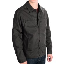 Royal Robbins Stretch Bedford Jacket - UPF 50+ (For Men) in Charcoal - Closeouts