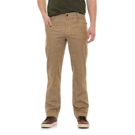 Royal Robbins Strider Stretch Jeans - UPF 50+, Cotton-TENCEL® (For Men) in Fatigue Green - Closeouts
