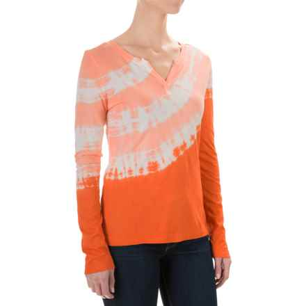 Royal Robbins Sunburst Shirt - Long Sleeve (For Women) in Dusty Coral - Closeouts