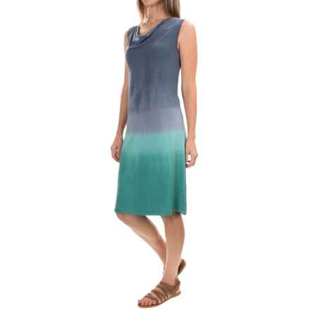 Royal Robbins Sunset Dress - Sleeveless (For Women) in Deep Blue - Closeouts