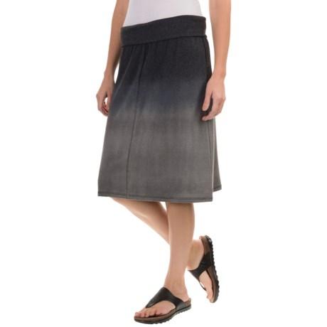 Royal Robbins Sunset Skirt (For Women) in Jet Black