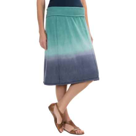 Royal Robbins Sunset Skirt (For Women) in Sea Glass Green - Closeouts