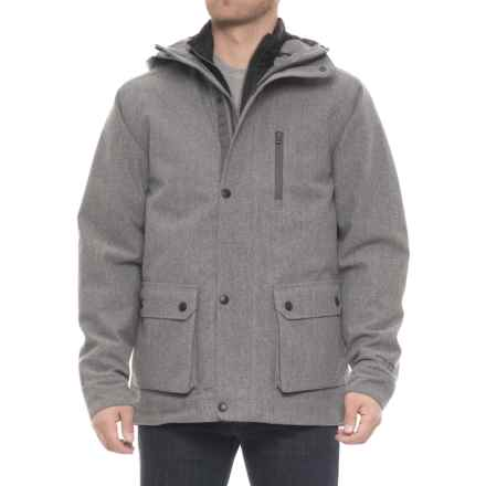 Royal Robbins Three for All Jacket - Waterproof, Insulated, 3-in-1 (For Men) in Obsidian - Closeouts
