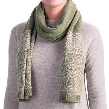Royal Robbins Three-Seasons Scarf (For Women) in Aloe - Closeouts