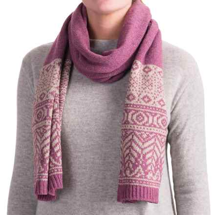 Royal Robbins Three-Seasons Scarf (For Women) in Orchid - Closeouts