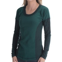 Royal Robbins Torrey Thermal Blend Shirt - Long Sleeve (For Women) in Eclipse - Closeouts