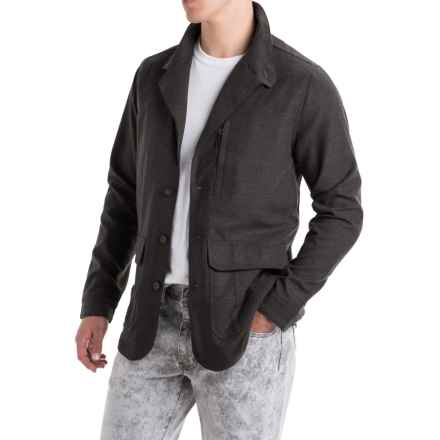 Royal Robbins Townsend Blazer - UPF 50+ (For Men) in Charcoal - Closeouts