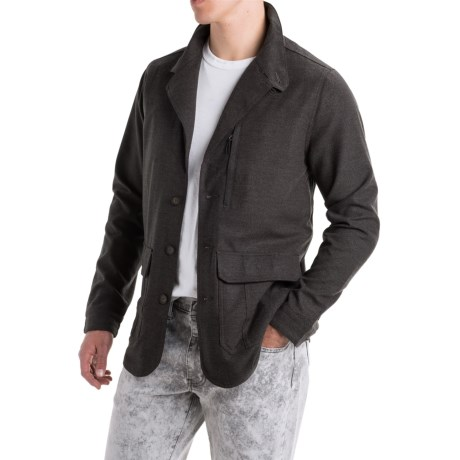 Royal Robbins Townsend Blazer - UPF 50+ (For Men) in Charcoal