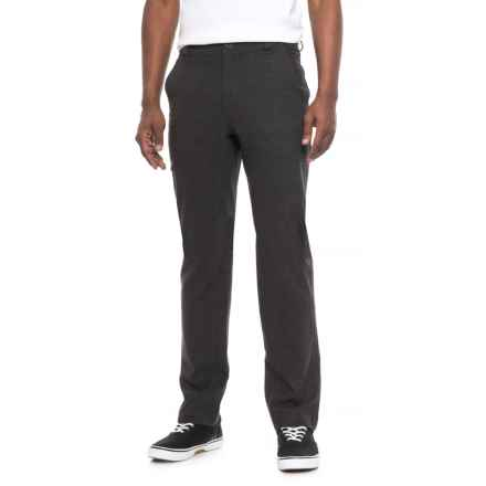 Royal Robbins Townsend Pants - UPF 50+ (For Tall Men) in Charcoal - Overstock