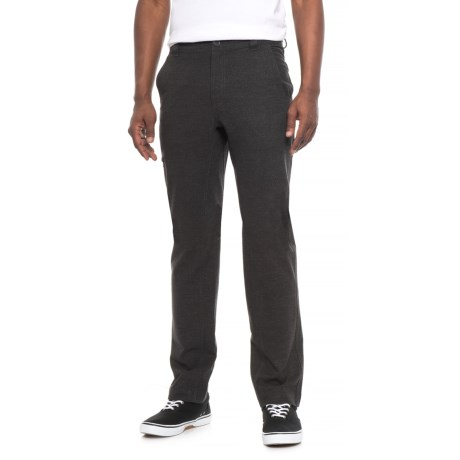 Royal Robbins Townsend Pants - UPF 50+ (For Tall Men) in Charcoal