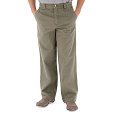 Royal Robbins Trail Chino Pants - UPF 50+ (For Men) in Everglade - Closeouts