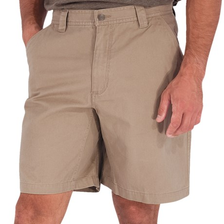 Royal Robbins Trail Shorts - UPF 50+ (For Men) in Khaki