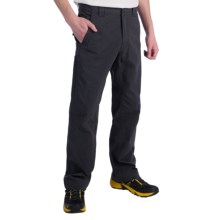 Royal Robbins Trail Traveler Pants - UPF 50+ (For Men) in Charcoal - Closeouts