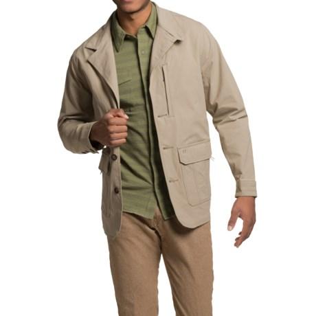 Royal Robbins Traveler Blazer - UPF 50+ (For Men) in Khaki