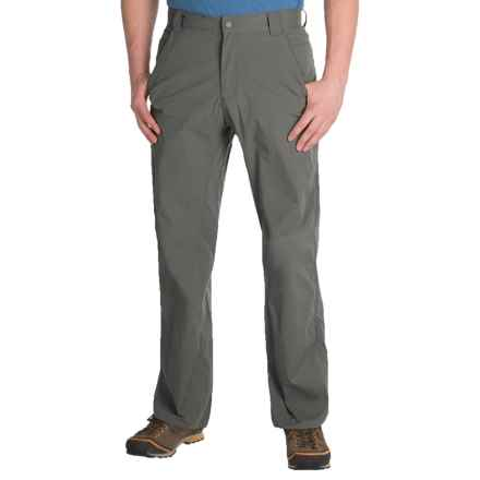 Royal Robbins Traveler Stretch Pants - UPF 50+ (For Men) in Charcoal - Closeouts