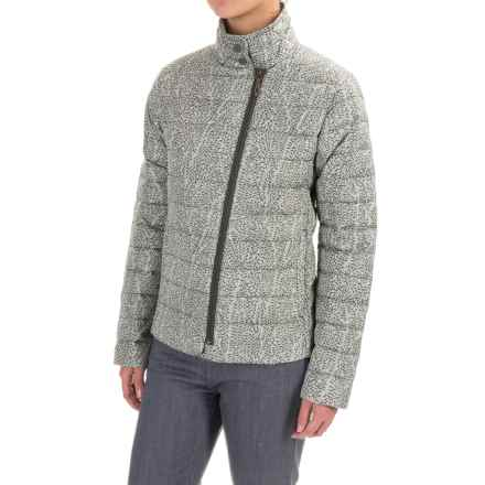 Royal Robbins Trinity Down Jacket - UPF 50+, 650 FP (For Women) in Bayleaf - Closeouts