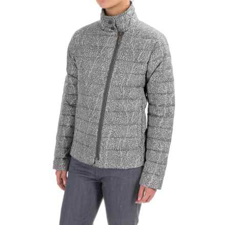 Royal Robbins Trinity Down Jacket - UPF 50+, 650 FP (For Women) in Charcoal - Closeouts