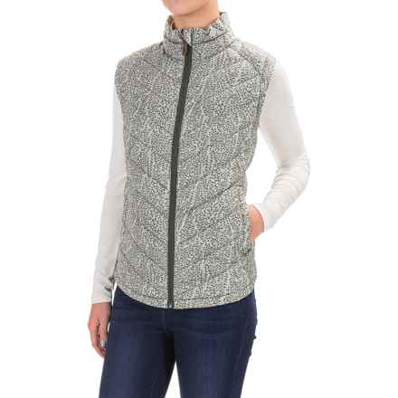 Royal Robbins Trinity Down Vest - 650 Fill Power (For Women) in Bayleaf - Closeouts