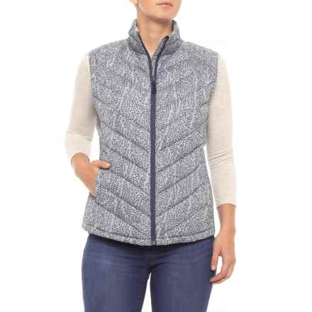 Royal Robbins Trinity Down Vest - 650 Fill Power (For Women) in Navy - Closeouts