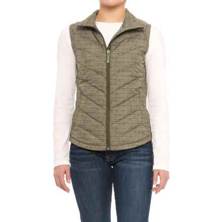 Royal Robbins Trinity Down Vest - UPF 50+, 650 Fill Power (For Women) in Mangrove Green - Closeouts