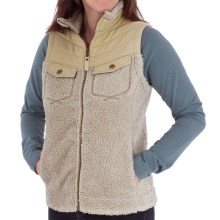 Royal Robbins Tumbled About Vest (For Women) in Khaki - Closeouts
