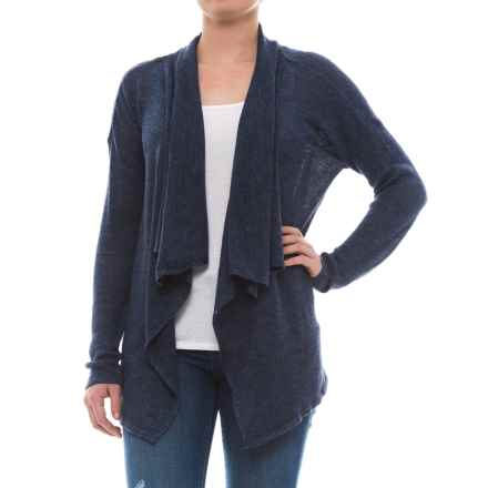 Royal Robbins Tupelo Falls Cardigan Sweater - Open Front (For Women) in Deep Blue - Closeouts