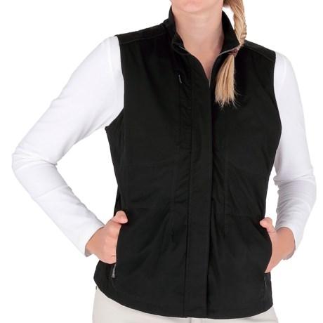 Royal Robbins Vest - UPF 50+ (For Women) in Jet Black
